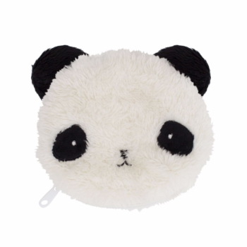 Geldbörse - Fluffy Panda von a little lovely Company