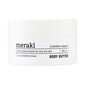 Body Butter - Northern dawn von meraki