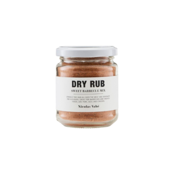 Dry Rub - Sweet Barbecue Mix von Nicolas Vahé