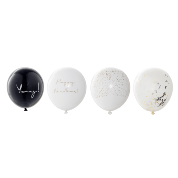 Partyballons Multi Color von Bloomingville