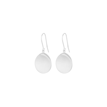Hepburn Earrings silber von Pernille Corydon