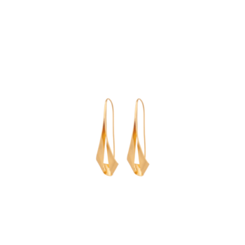 Grace Earrings gold von Pernille Corydon