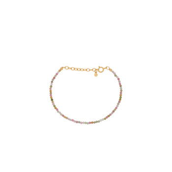 Light Rainbow Bracelet gold von Pernille Corydon
